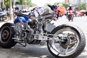 Honda CD250 độ Malicubu Freestyle độc nhất Việt Nam