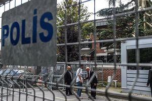 Thổ Nhĩ Kỳ xác định 5 nghi phạm vụ nhà báo Khashoggi mất tích