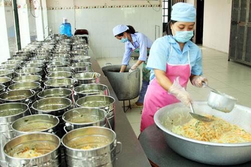 Sơn La tăng cường đảm bảo an toàn thực phẩm trong trường học