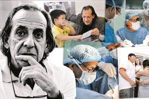 Bác sĩ Roberto - viết cổ tích từ trái tim