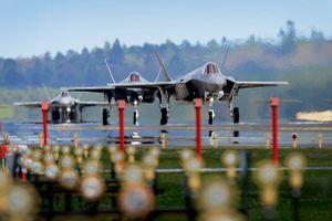 Máy bay F-35 của Mỹ quay trở lại hoạt động sau khi kiểm tra ống nhiên liệu