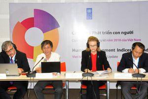 Việt Nam đạt được nhiều tiến bộ ấn tượng trong phát triển con người và giảm nghèo đa chiều