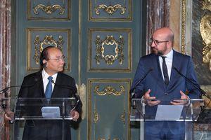 Bỉ ủng hộ Việt Nam ứng cử Hội đồng Bảo an LHQ
