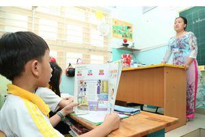 Khoảng 40% học sinh tiểu học được học từ 4 tiết tiếng Anh/tuần