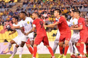 Các đối thủ của tuyển Việt Nam ở AFF Cup thua toàn tập