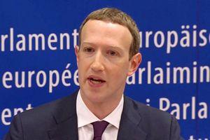 3 triệu người châu Âu dùng Facebook bị rò rỉ dữ liệu cá nhân