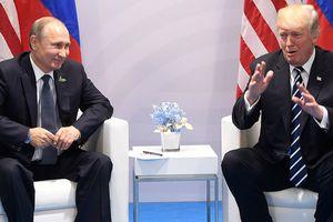 Ông Trump và ông Putin dự cùng sự kiện ở Paris vào tháng 11