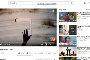 YouTube hoạt động trở lại sau gần 2 giờ bị sập