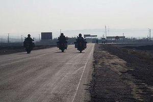 14 nhân viên an ninh Iran bị bắt cóc trên biên giới Pakistan
