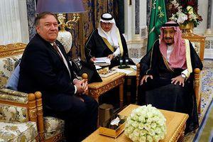 Ngoại trưởng Mỹ tới Ả rập Xê út vì vụ nhà báo mất tích