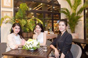 Cuộc gặp gỡ hiếm của những đại diện tham dự Miss International