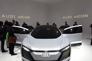 Audi AG chấp nhận nộp phạt 800 triệu Euro vì gian lận khí thải