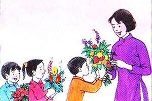 Chùm thơ tặng thầy cô nhân ngày Nhà giáo Việt Nam