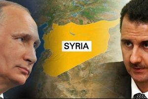 Nga và 'bài toán viện trợ' tái thiết Syria