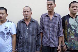 Khởi tố, bắt giam 4 bảo vệ trộm cắp tài sản của công ty