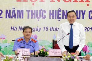 Phối hợp giữa TAND cấp cao và VKSND cấp cao tại Hà Nội: Chất lượng giải quyết các loại án đã được nâng lên