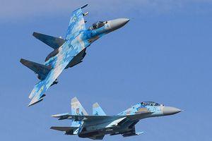 Chiến đấu cơ Su-27 của Ukraine bất ngờ rơi, phi công Mỹ thiệt mạng