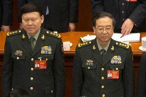 Trung Quốc khai trừ đảng, tước quân hàm 2 cựu tướng cấp cao vì tham nhũng