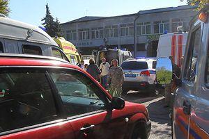 Nổ bom nghi khủng bố ở Crimea, ít nhất 18 người thiệt mạng
