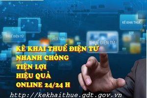 Cập nhật ứng dụng công nghệ thông tin khi hợp nhất Chi cục Thuế