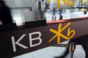 Hoạt động bảo lãnh phát hành tăng đột biến, Chứng khoán KB báo doanh thu tăng hơn 2 lần
