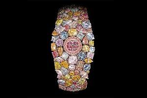 5 mẫu đồng hồ gắn kim cương đá giá gần nghìn tỷ đồng dành cho giới thượng lưu trên thế giới