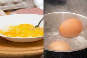 Những sai lầm khi chế biến trứng mà tốt nhất bạn đừng bao giờ mắc