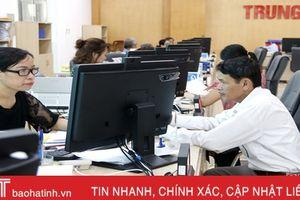 Hàng nghìn hồ sơ bị quá hạn xử lý tại các TTHCC cấp huyện