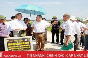 Hà Tĩnh vận động hơn 15 triệu USD viện trợ phi chính phủ cho lĩnh vực nông nghiệp, nông thôn