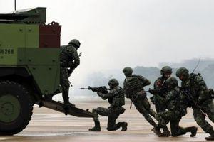 Đài Loan tập trận 'đối phó tấn công bằng hỏa lực'