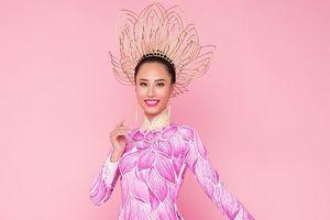 Á hậu Huỳnh Yến Nhi chính thức lên đường dự thi Hoa hậu hoàn cầu 2018