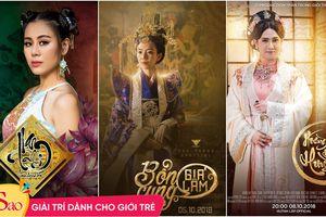 Mãn nhãn với tạo hình cổ trang trong 4 web drama cực hot của Thu Trang, Huỳnh Lập, Nam Thư