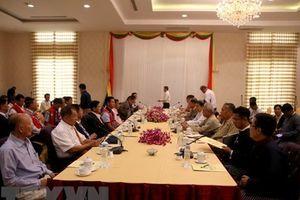 Myanmar: Các bên tham gia hòa đàm đạt được sự đồng thuận