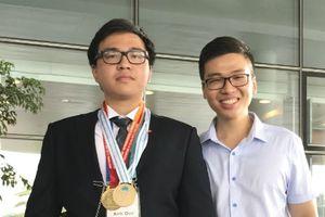 Ước mơ của nam sinh 2 năm liên tiếp giành HCV Olympic Hóa học quốc tế