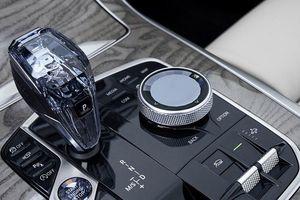Chi tiết 'anh cả' BMW X7 2019 đấu 'Mẹc' GLS, Lexus LX570