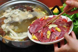 5 loại thực phẩm giúp làm ấm cơ thể trong mùa Đông