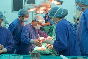 3 bệnh viện lớn ở TP.HCM hợp tác ghép tạng cho trẻ em