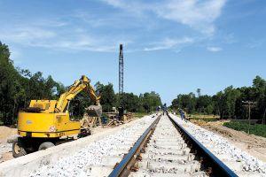 Hơn 2.000 tỷ bảo trì đường sắt được chi ra sao?