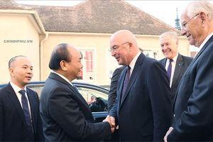 Thủ tướng Nguyễn Xuân Phúc thăm và nói chuyện tại Đại học Krems, Áo