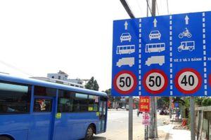 Bộ GTVT đề xuất giảm tốc độ xe đi trong khu dân cư