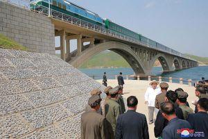 Triều Tiên xúc tiến làm đường sắt cao tốc