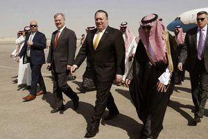 100 triệu USD vào tài khoản Mỹ ngay khi ông Pompeo tới Saudi Arabia