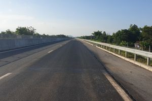 Hoàn thành sửa chữa đoạn tuyến hợp phần JICA (cao tốc Đà Nẵng-Quảng Ngãi)