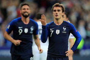 Pháp 2-1 Đức: Ngược dòng ngoạn mục