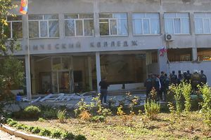 Nghi phạm kích nổ trường cao đẳng tại Crimea đã tự sát