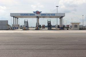 Mở cảng cạn Quảng Bình - Đình Vũ