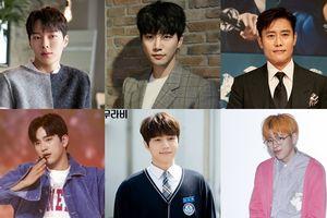 Lee Byung Hun, L (Infinite) cùng Zico, Jang Ki Yong và Jinyoung (B1A4) tham dự 'Asia Artist Awards 2018'