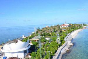 Quần đảo Trường Sa lần đầu lên lịch Xuân Kỷ Hợi