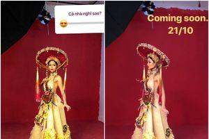 Lộ trang phục dự thi Miss Universe 2018 của H'Hen Niê