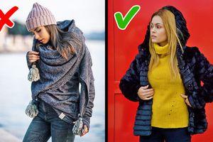 Thu đông 2018, đừng dại mặc những trang phục này ra đường